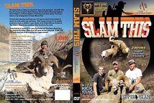 SLAM THIS - DVD hunt sheep Bighorn Dall Stone California Desert Marco Polo