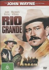 DVD Rio Grande John Wayne Collection Maureen O'hara Western B&w Romance R4 BNS
