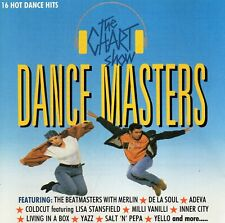The Chart Show-Dance Masters - Various Artists (CD 1989)