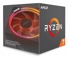AMD Ryzen 7 2700X 3.7GHz Zen+ 8-Core AM4 20MB CPU Wraith Prism YD270XBGAFBOX