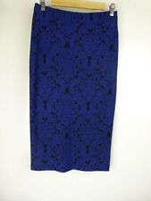 Sussan Straight, Pencil Solid Skirts for Women