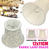 Chandelier Floor Lamp Shade Hardback Mini Ceiling Light Lampshade Cover Decor