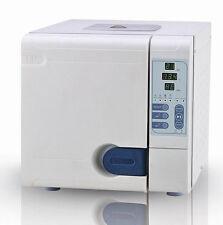 16L Medical Class B Pre-vacuum High Pressure Steam Sterilizer Autoclave JY-16 CE