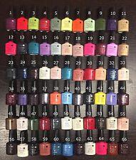 CND Shellac UV smalto scegliere colori 7,3 ml