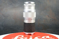 - Leitz Leica Hektor 135mm f4.5 Lens for Leica M Bayonet Mount, M3, M4