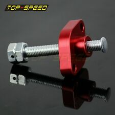 ATV Racing Manual Cam Timing Chain Tensioner For SUZUKI  LTZ 400 2003-up Red
