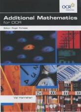 Additional Mathematics for OCR,Val Hanrahan