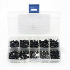 300pcs M3 Hex Socket Cap Head Screws Alloy Steel Hexagon Cylinder Head Nuts