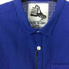 River Island Size M Casual Button-Ups for Men