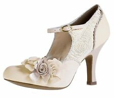 """3-4.5"""" High Heel Mary Jane Shoes for Women"""