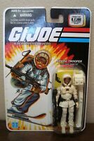 GI JOE ARCTIC TROOPER CODE NAME SNOW JOB AMERICAN HERO MOSC