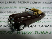 VOITURE 1/43 IXO déagostini russe dream cars : JAGUAR XK 140