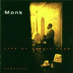 Live At The It Club/Complete, Monk, Thelonious, Very Good