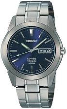 Seiko analog Dress Mens Quartz Watch SGG729P1