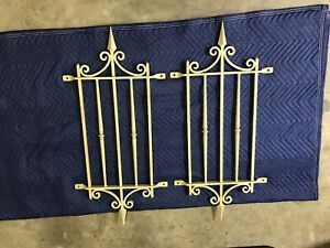 Solid Brass Window Grate