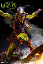 MARVEL SIDESHOW COLLECTIBLES 1/4 SCALE SPIDER-MAN GREEN GOBLIN PREMIUM FORMAT