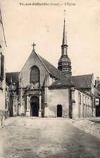 Villers Cotterêts - L'Eglise