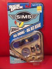 TECH DECK RIDE SNOWBOARDS 1999 REAL TOOL G1 CORE 4270 RARE SIMS NEW