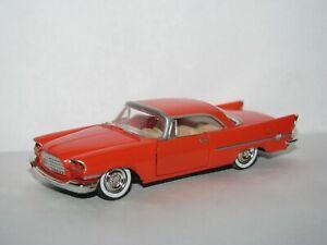 Castline M2 Machines 1957 Chrysler 300C 300 C Custom Orange 1:64