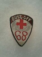 Authentic Beercan Insignia US Army 68th Medical Detachment DUI Unit Crest