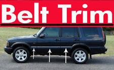 Land Rover DISCOVERY CHROME SIDE BELT TRIM DOOR MOLDING 1999 - 2004