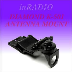 DIAMOND K-501 - ROOFRAIL MOUNT ANTENNA BRACKET - K501