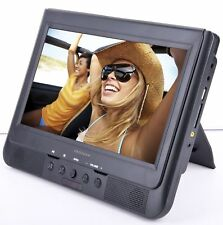 "Sylvania SDVD1037 10.1"" Dual Screen Portable Car DVD Media Player"