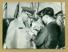 1966 China Republic Taiwan General LOUS YEN CHUN and NGUYỄN CAO KỲ