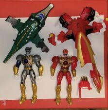 Power Rangers Wild Force Primal Warrior Figure Lot
