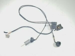 04 Dnepr MT11 Ural, K-750, MT9 Right Control Start Stop Switch & Throttle Cables