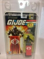 GI Joe Retaliation Snake Eyes,Cobra Commander(Black) & SDCC Cobra Leader (Black)