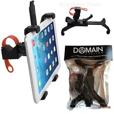Tablet Mount For Spin Bike and Exercise Bicycle Handlebars, Holder for IPad  NEW