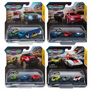 Micro Machines Starter Pack Series 2 & 3 *Choose Your Favourite*