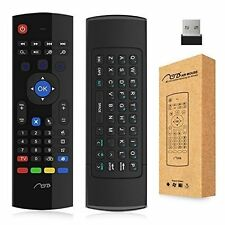 USB 2.4G Wireless Remote Control Fly Air Mouse Keyboard Android TV Box Android