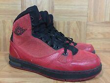 RARE🔥 Nike Air Jordan Classic '91 Varsity Red Black Sz 8.5 384441-601 Bred Max