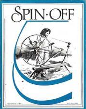 Spin-off magazine 1979 Vol 3: qiviut, the great wheel - Rare
