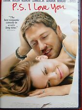 P. S. I LOVE YOU~ DVD~ HILARY SWANK & GERARD BUTLER~ LIKE NEW!