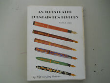 An Illustrated Fountain Pen History  1875-1960 by Cliff and Judy Lawrence