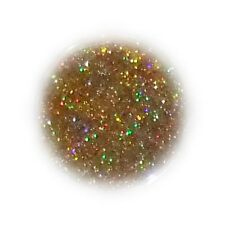 Oro Brillo, Purpurina, Mica, Polvo, Polvo, Nail Art, Polvo Brilloso