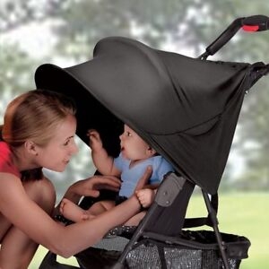 Rayshade Summer Infant Travel Sun Protection Stroller Cover Handy Pocket Compact