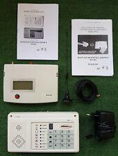 Centralina antifurto allarme casa Lexing LX-HS05 - Combinatore telefonico GSM