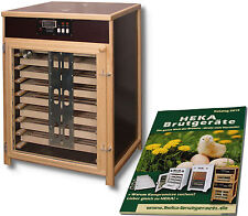 "HEKA 12 - fully-automatic egg-incubator for 1200 chicken-eggs, ""made in Germany"""