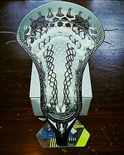 1 New Reebok 9k Lax Head Strung w/ Semi-soft PRO Double Striker Mesh