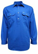 RM Williams Longhorn Brigalow RLX Shirt - RRP 99.99 - FREE EXPRESS POST