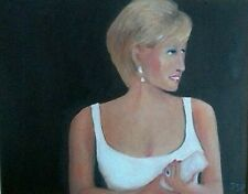 'A Jewel In The Crown' Hand-pained oil painting by JSP