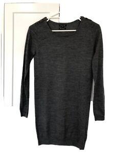Massimo Dutti Wool And Cashmere Sweater Size M