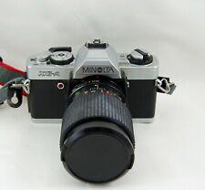 Minolta XG-A 35mm SLR Film Camera with 28-70mm F3.5-4.5 Lens