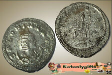 Roman Imperial - Salonina, wife to Gallienus, struck at Antioch in 265 AD.