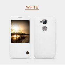 Funda para Huawei Ascend G8 ★ Qin Nillkin Original ★ Flip Tapa Case Piel S-View