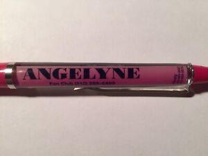 Angelyne the Billboard Queen Fan Club Floaty Floating Pen Advertising Promo